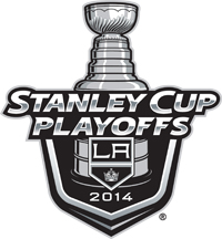 Los Angeles Kings 2014 Stanley Cup Finals logo