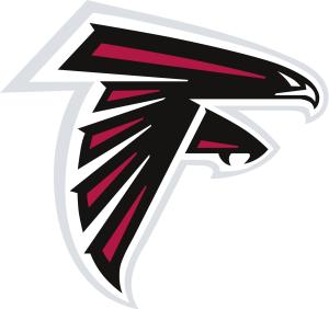 Atlanta Falcons team logo