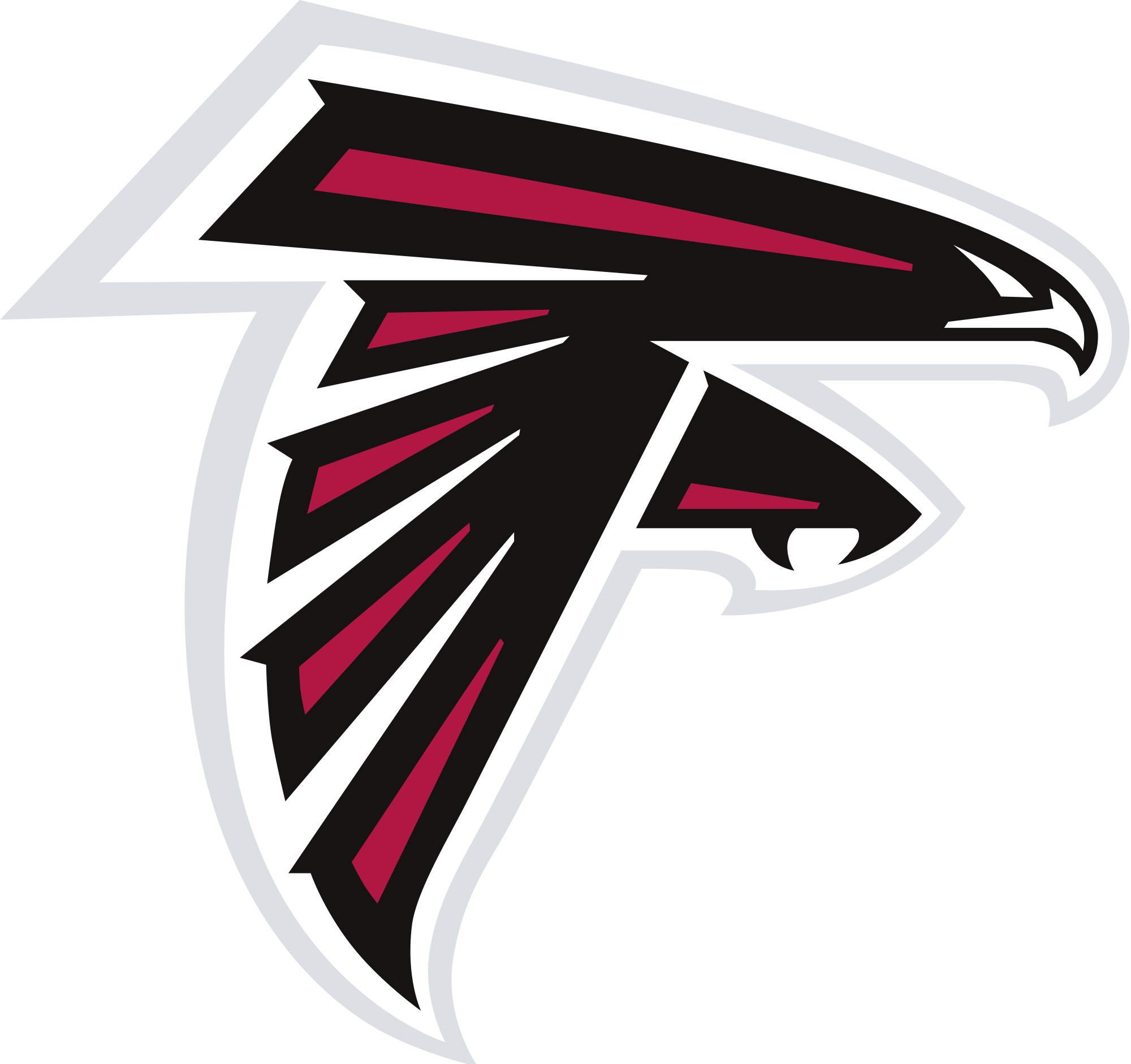 NFL Atlanta Falcons   Fly To The Game
