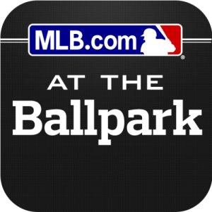 MLB AtTheBallpark app