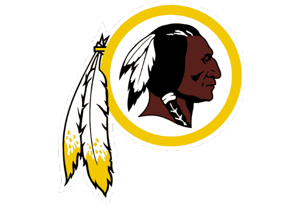 Washington Redskins team logo